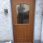 Rear PVC Doors Sligo