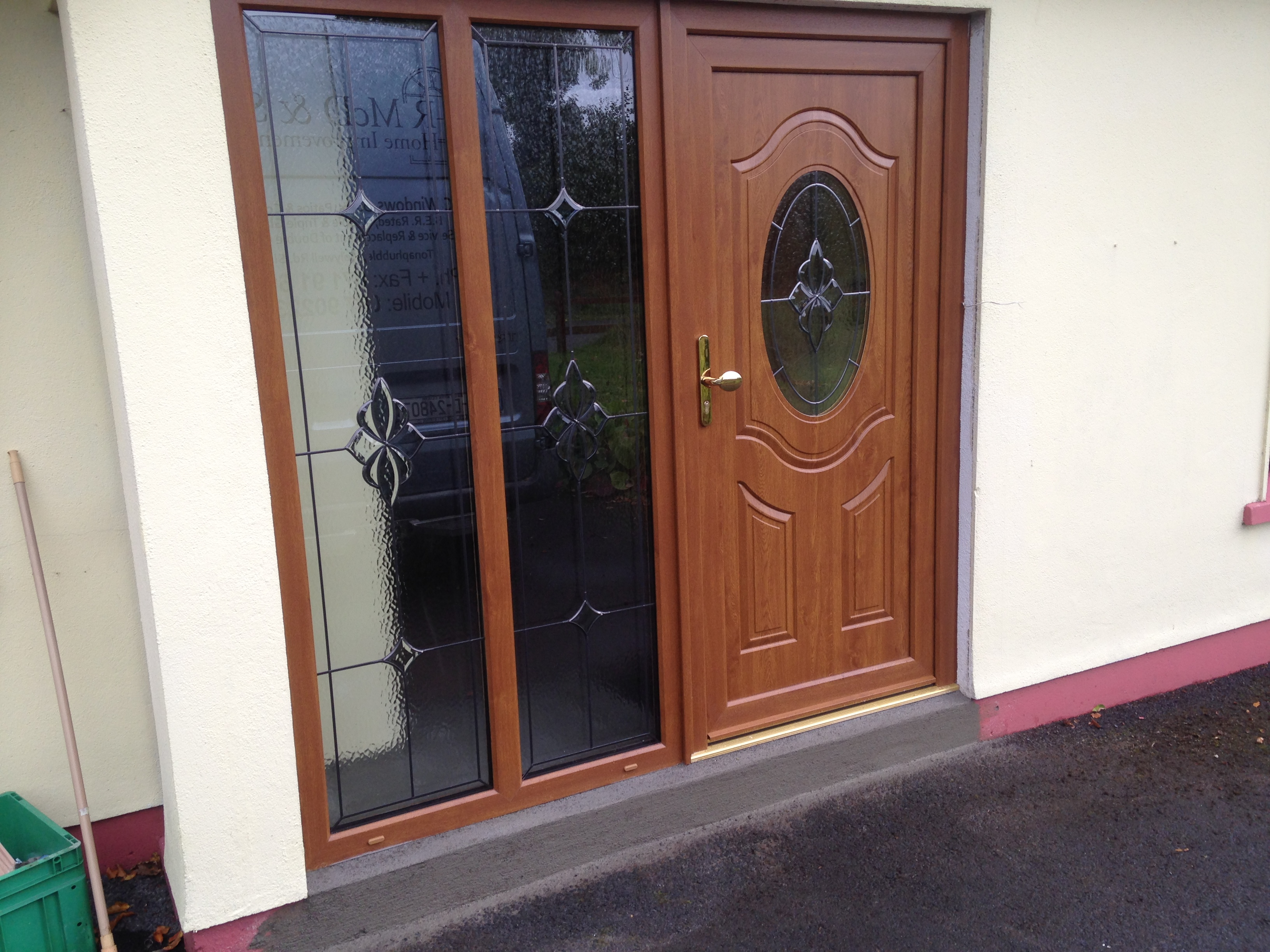2448 #7E4631 Doors. Suppliers And Fitters Of The Highest Quality Windows And Doors  picture/photo Doors Suppliers 13293264